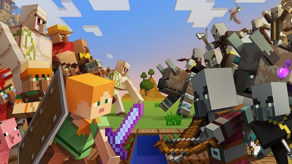 Minecraft se posicionó  en estos últimos diez años como el juego más importante