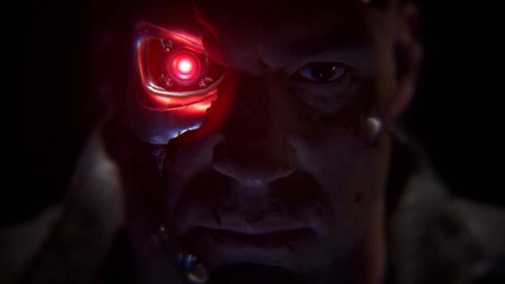 Terminator Jon Berntal