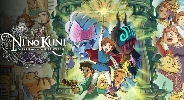 Ni No Kuni el videojuego