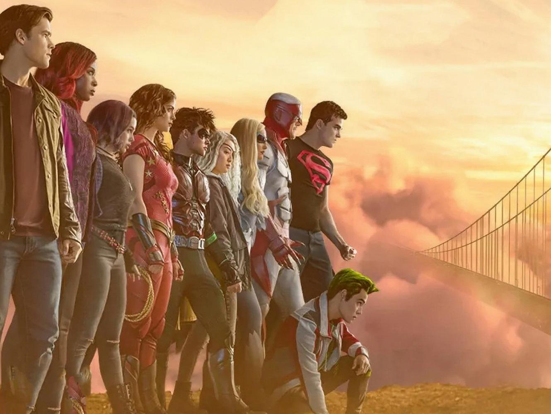 Universo de DC en Titans