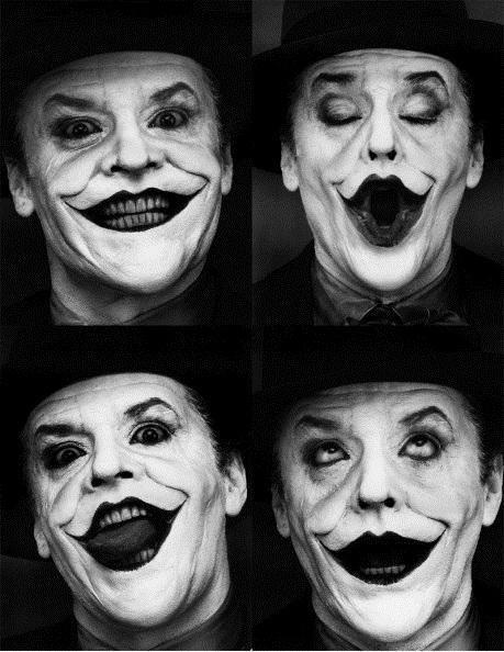 JOKER interpretado por Nicholson