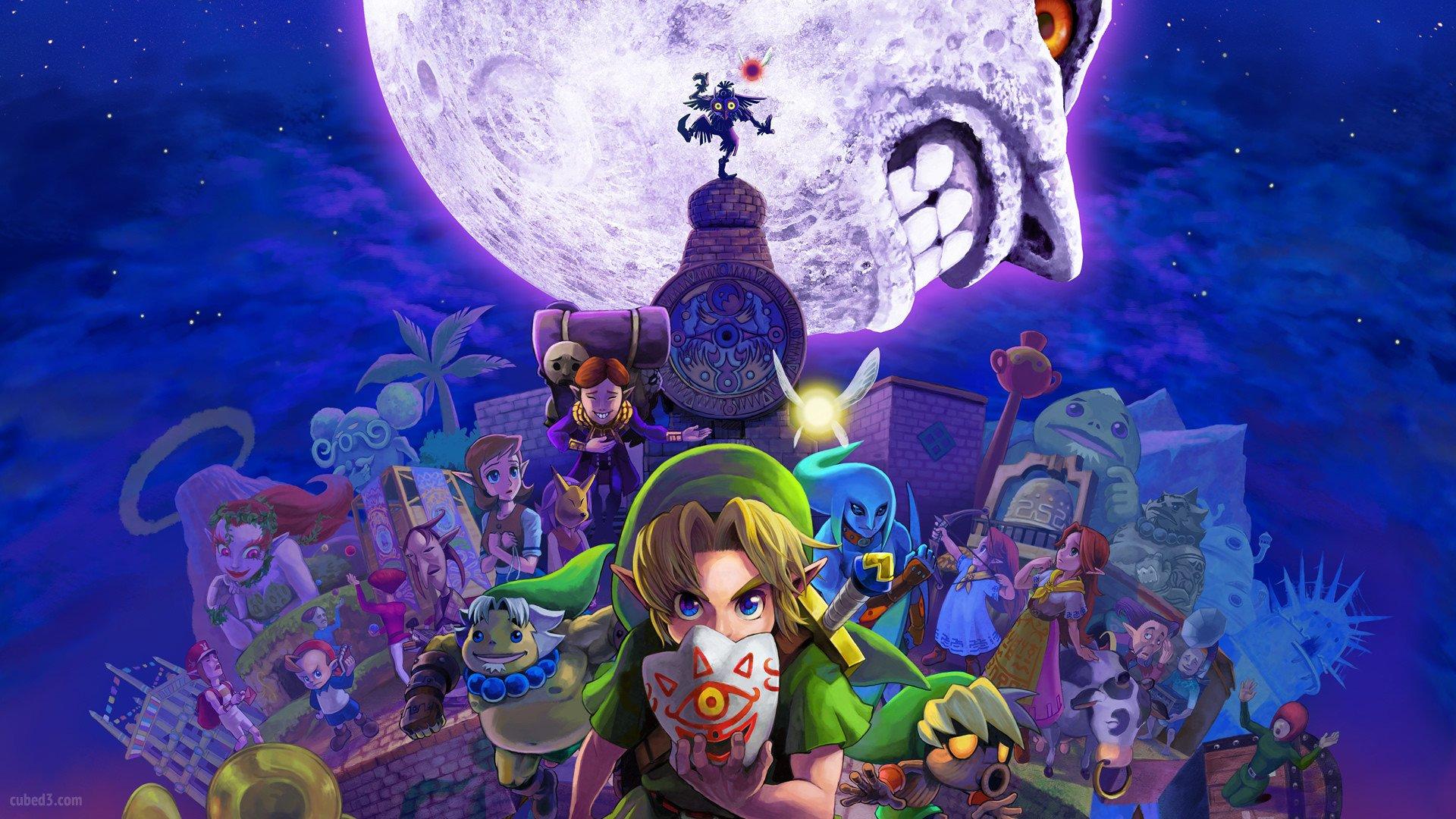 Majora's Mask ya tuvo un remake en Nintendo 3DS