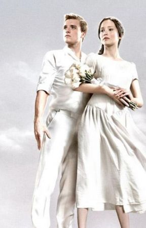 Peeta y Katniss, un símbolo / Los juegos del hambre
