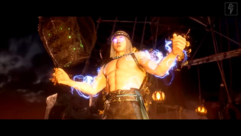 Lord Liu Kang  Mortal Kombat 11
