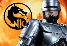 Robocop llega a MK11