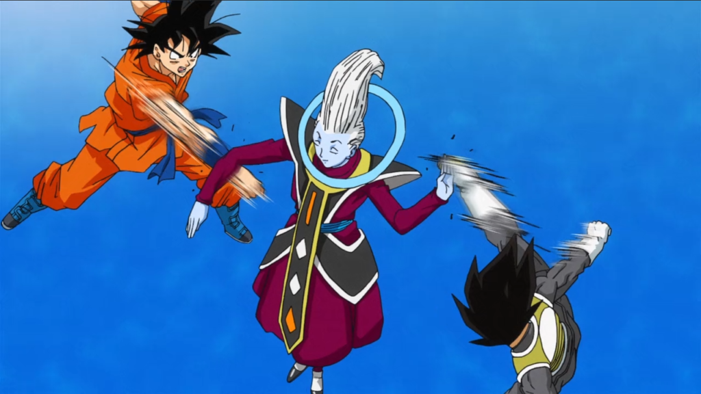 Whis Ultra Instinto