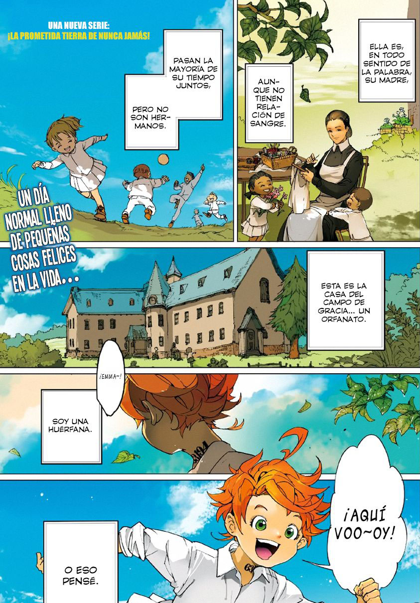 The promised neverland final