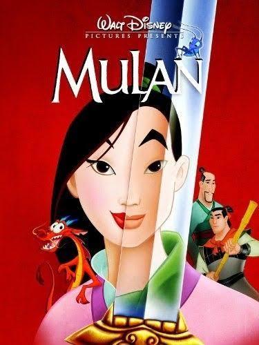 La magia de la animación en Mulan2