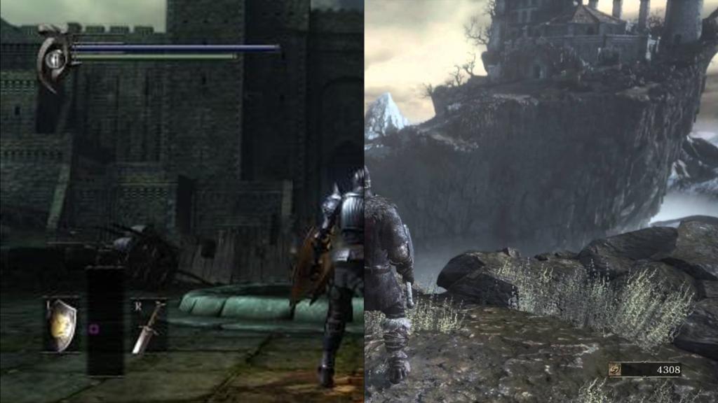 Demon´s souls vs Dark Souls