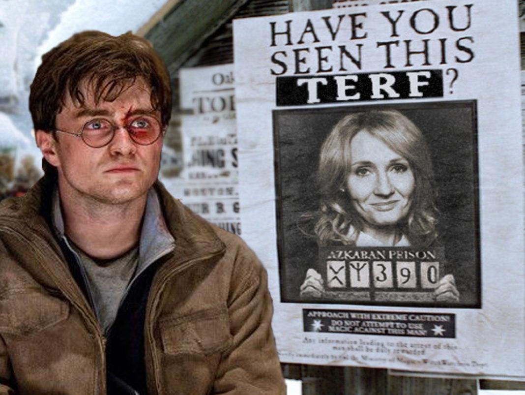 harry Potter vs Jk Rowling