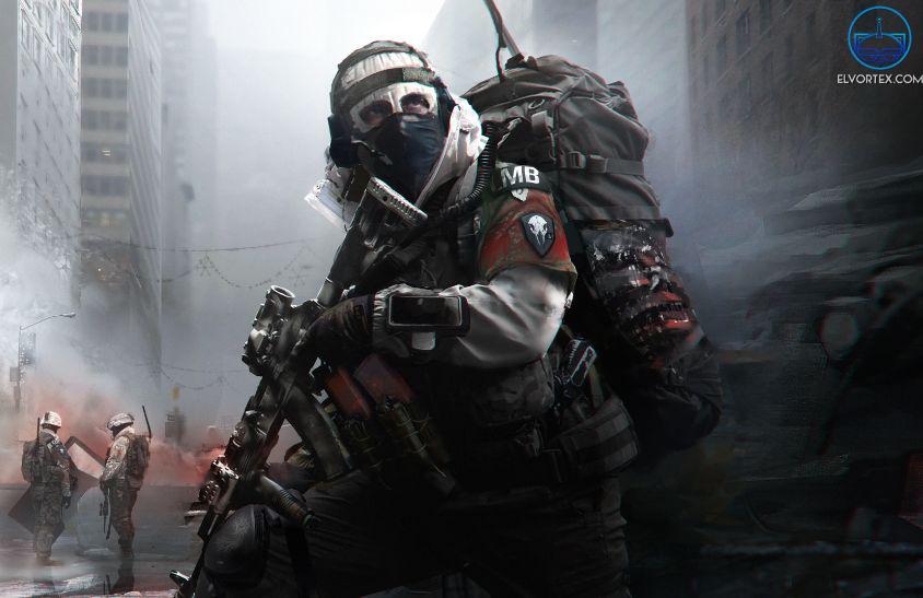 Last Man Batallion - Anonymous en los videojuegos