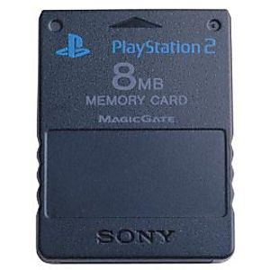 Memory Card de PlayStation