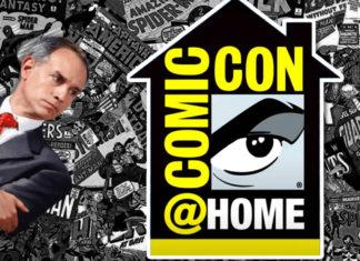 Comic-Con at home