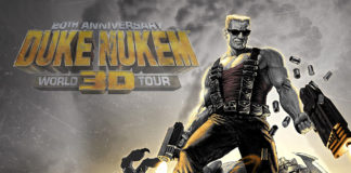Duke Nukem 20 aniversary switch