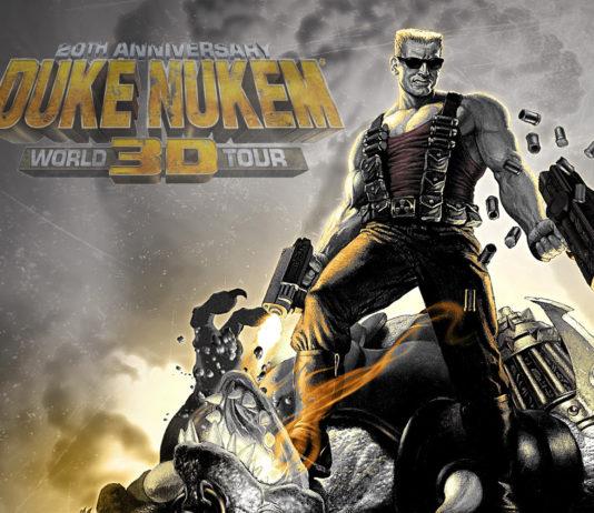 Duke Nukem 20 aniversary switch