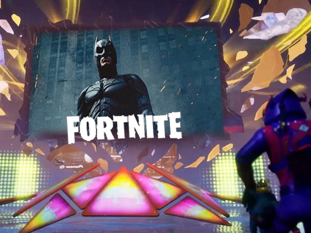 Fortnite Batman Begins