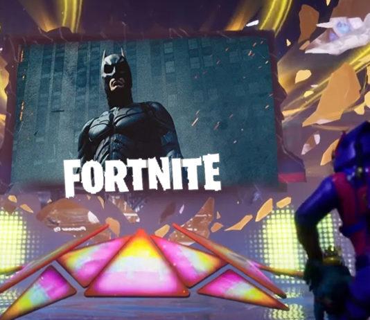 Fortnite Batman Begins