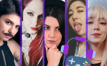 mujeres streamers mexicanas