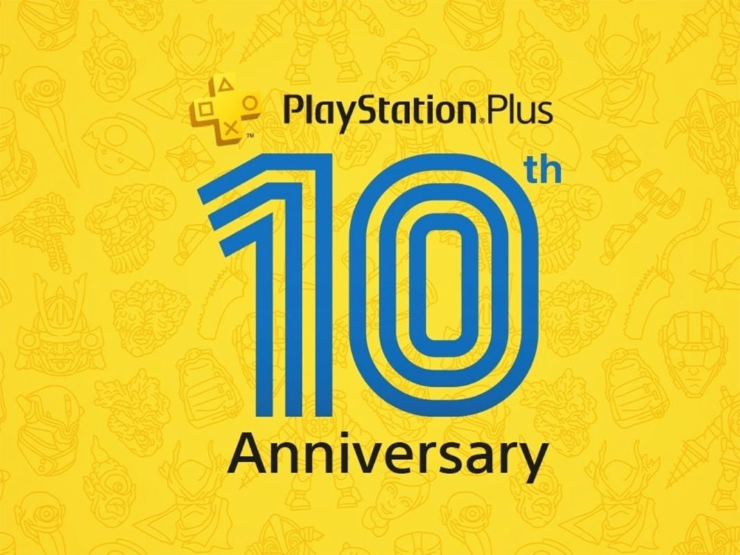 Ps Plus Aniversario