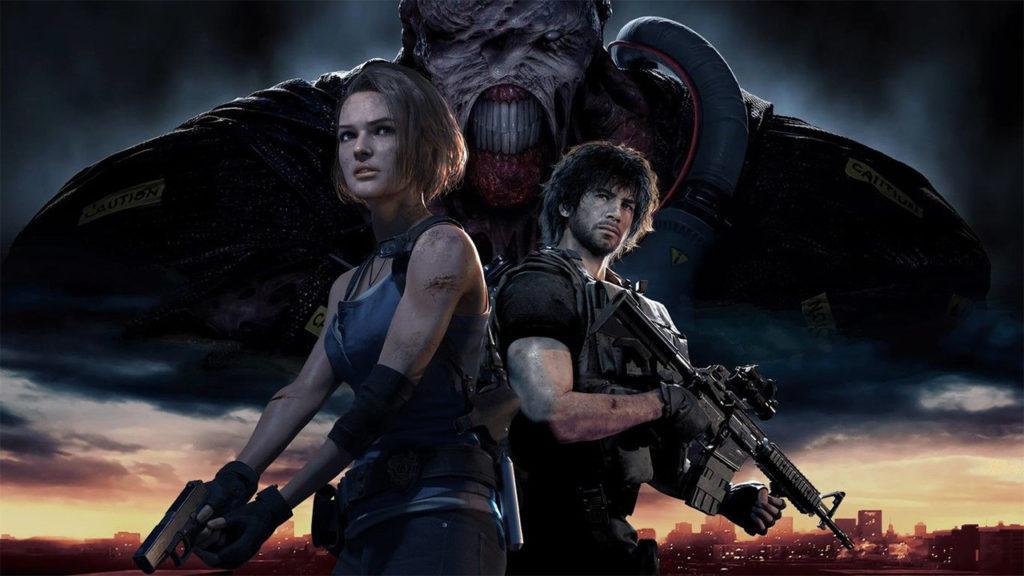 Remake Resident Evil 3