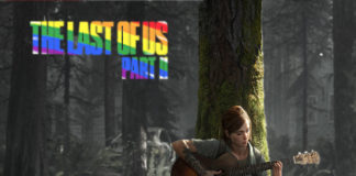 The Last Of Us Part II lgbtq+