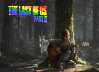 The Last Of Us Part II lgbtq+