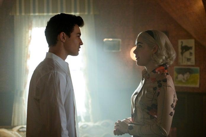 Nick y Sabrina