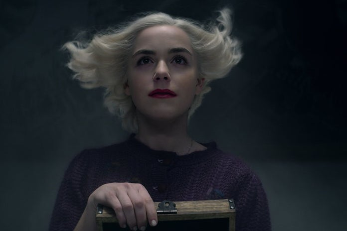 The Chilling addventures of Sabrina Netflix 2020
