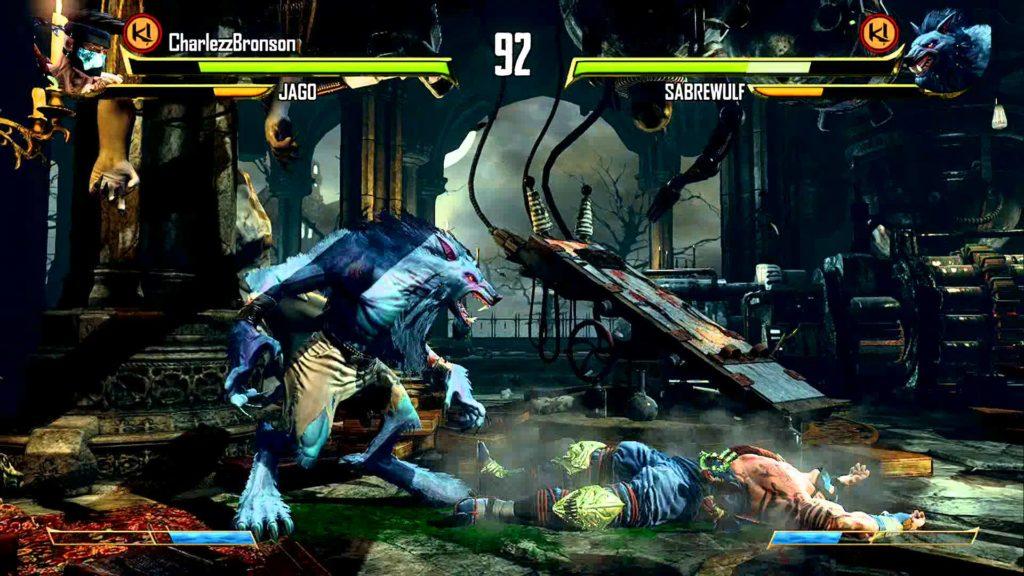 Killer Instinct gameplay