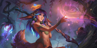 Lillia League of Legends