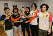 Los Campeones de la liga Latinoamericana de League of Legends