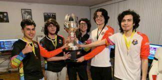 Los Campeones de la liga Latinoamericana de League of Legends