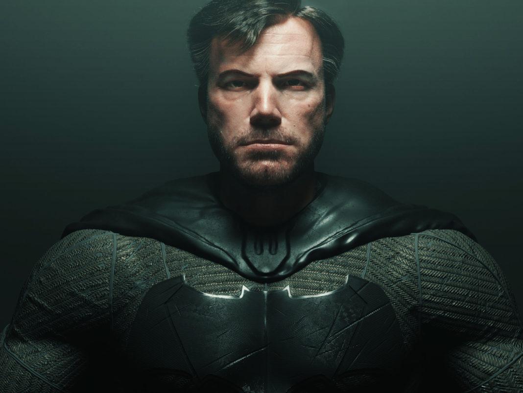 Ben Affleck vuelve como Batman