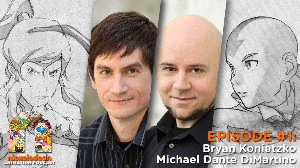 Bryan Konietzko y Michael Dante DiMartino creadore de Avatar: La Leyenda de Aang y La Leyenda de Korra