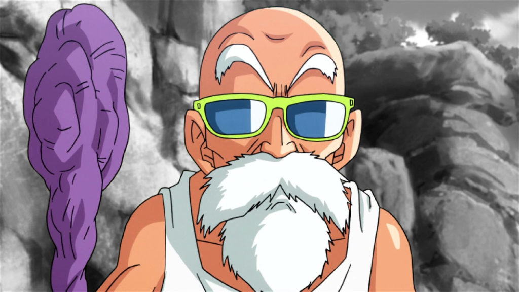 Roshi Dragon Ball Super