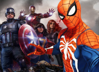 Spíder-Man con los Avengers