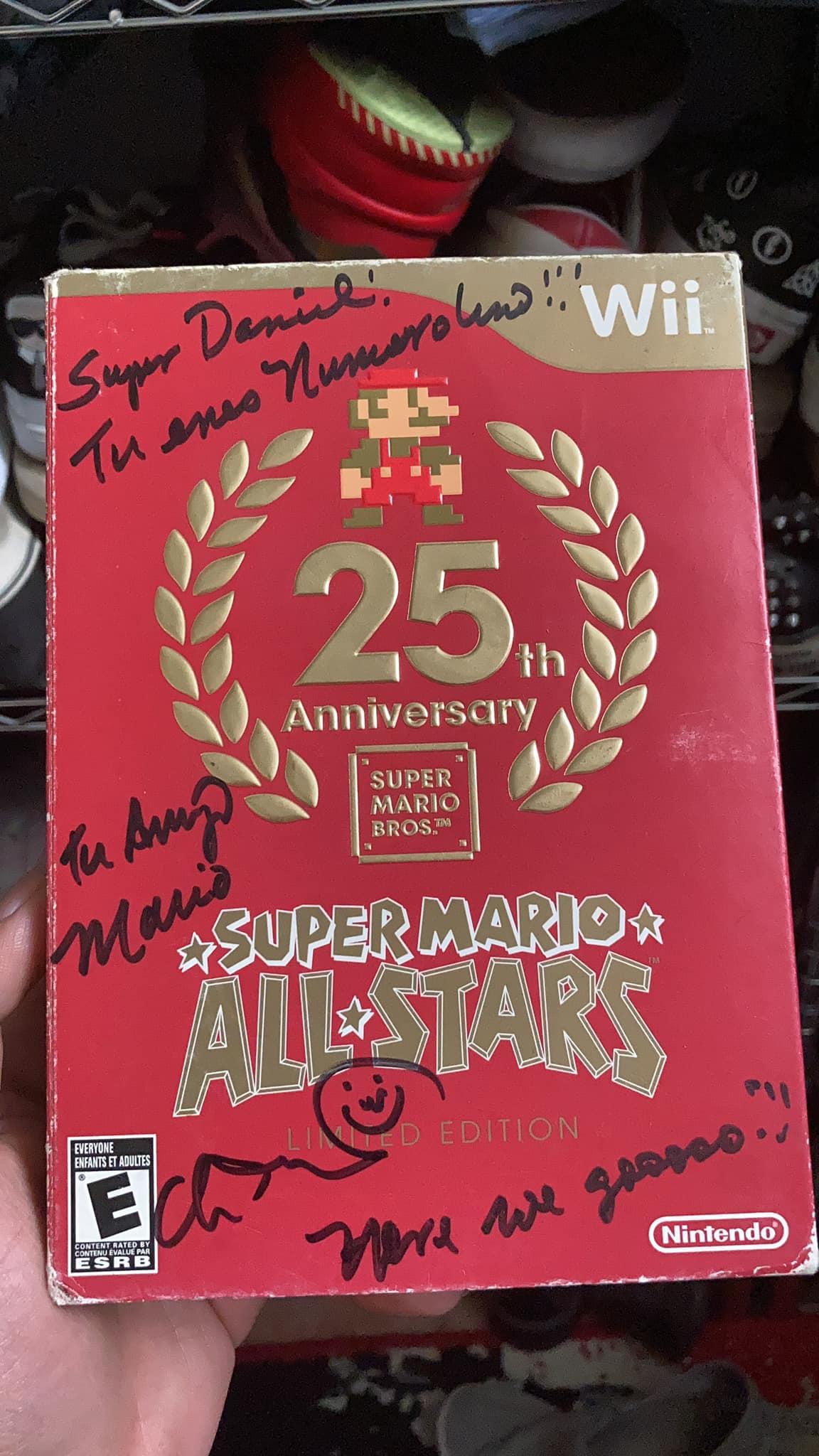 Super Mario 3D All Stars 25 anniversary