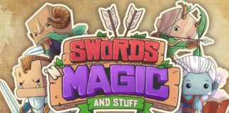 Swords n Magic and Stuff