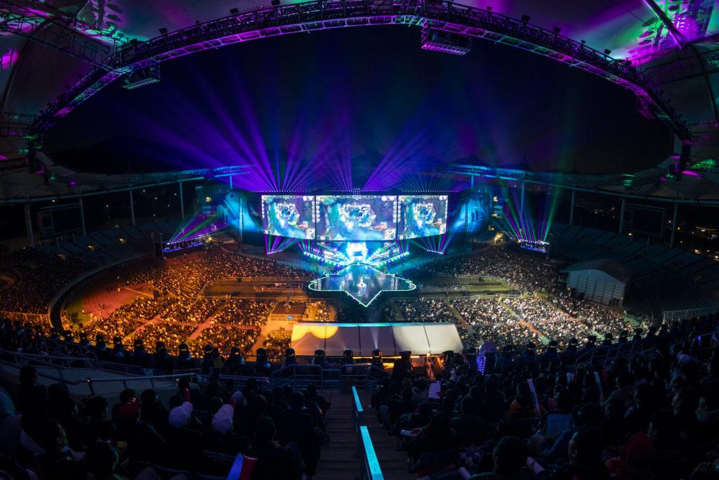 Estadio Worlds