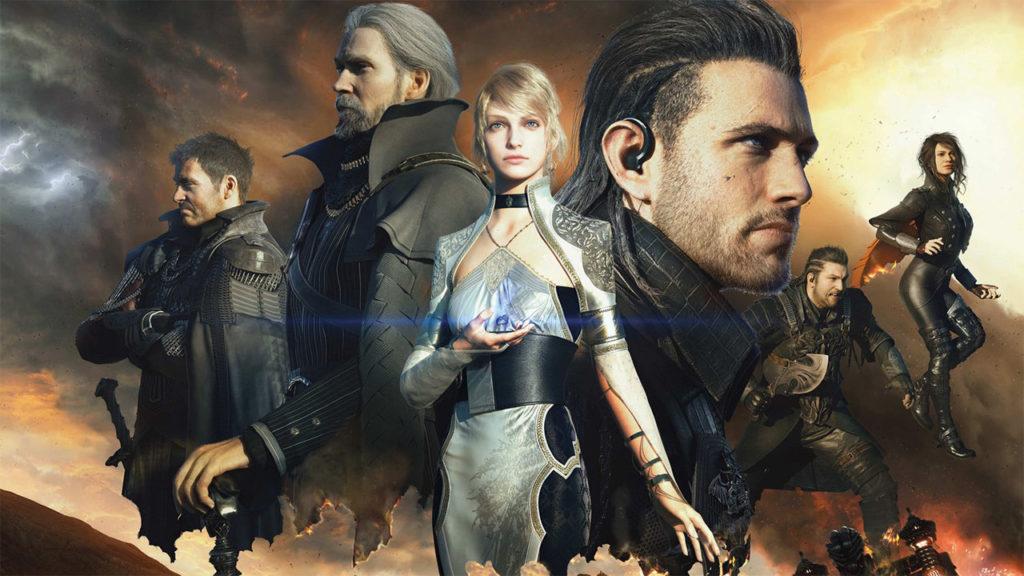 Personajes Final Fantasy XV
