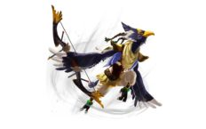 Revali Hyrule Warriors Age of Calamity