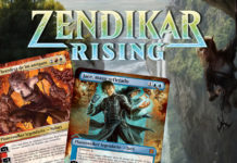Magic The gathering Zendikar