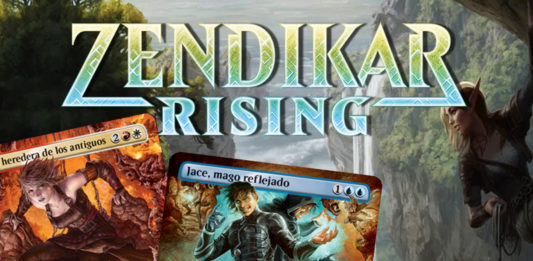 Magic The gathering Zendikar