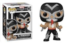 Marvel Lucha Libre Edition Funko Pop Venenoide