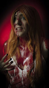 cosplay: Carrie