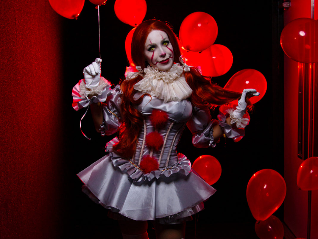 Cosplay Pennywise