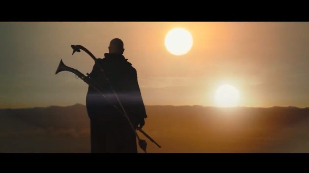 The Mandalorian presenta a Boba Fett