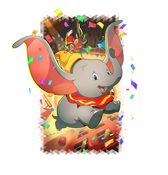 Disney Anime Dumbo
