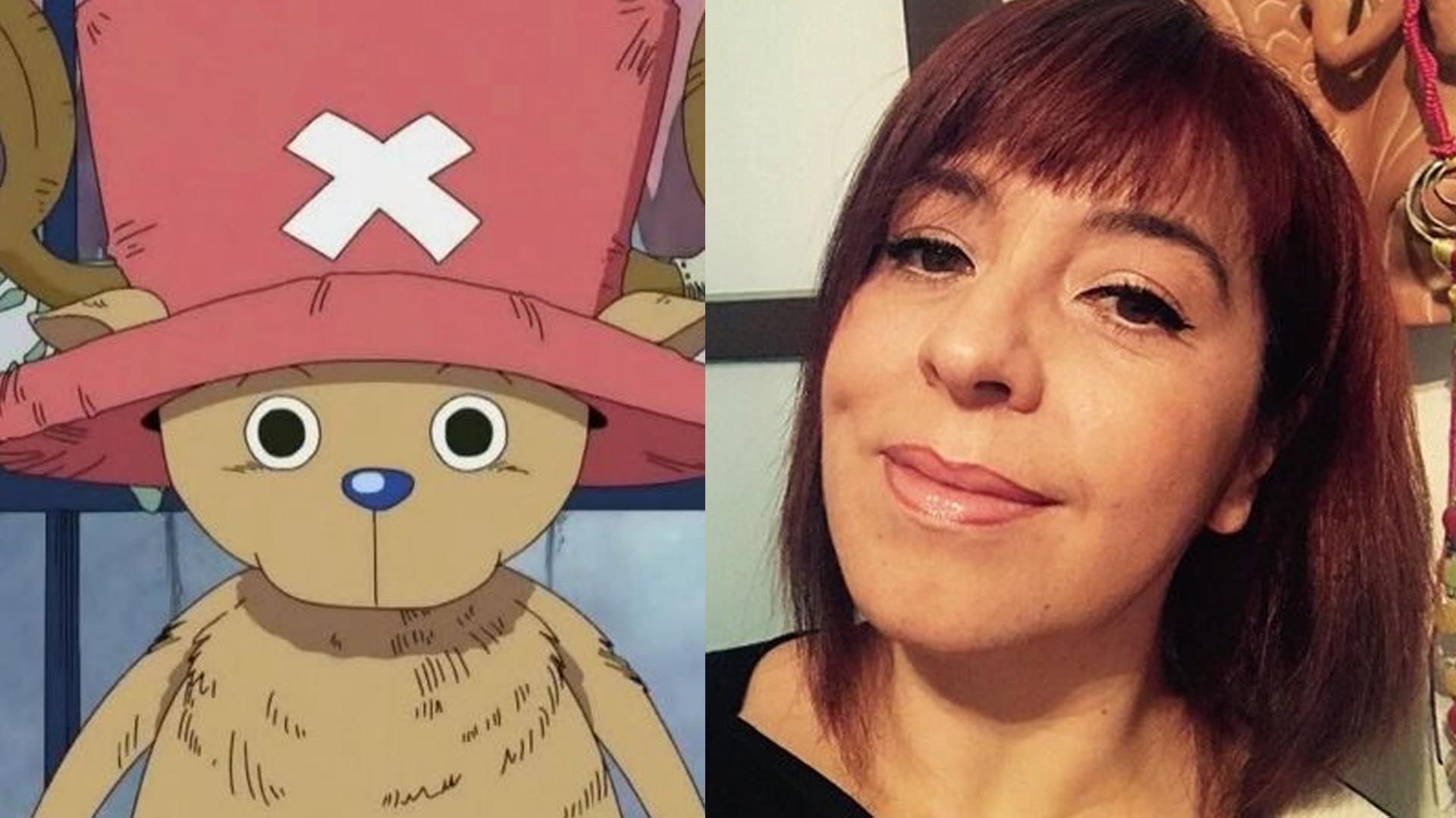 Mireya Mendoza sera Luffy