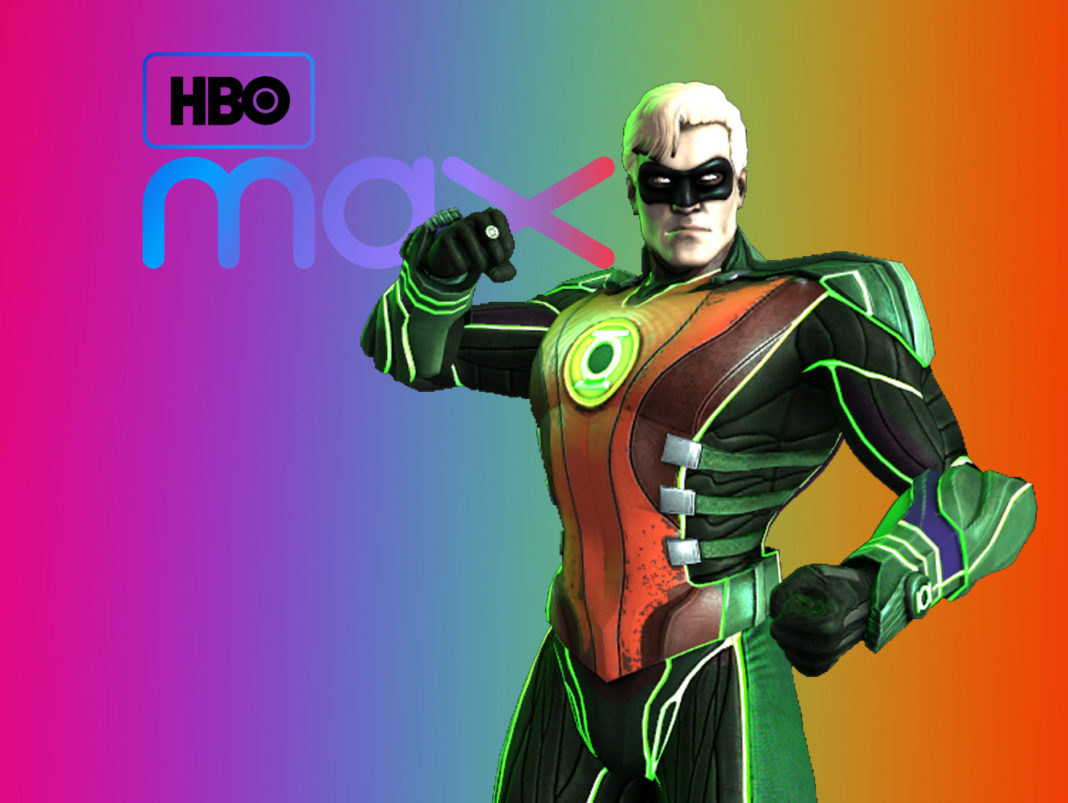Green Lantern HBO Gay